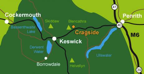 Directions - Cragside Cottage